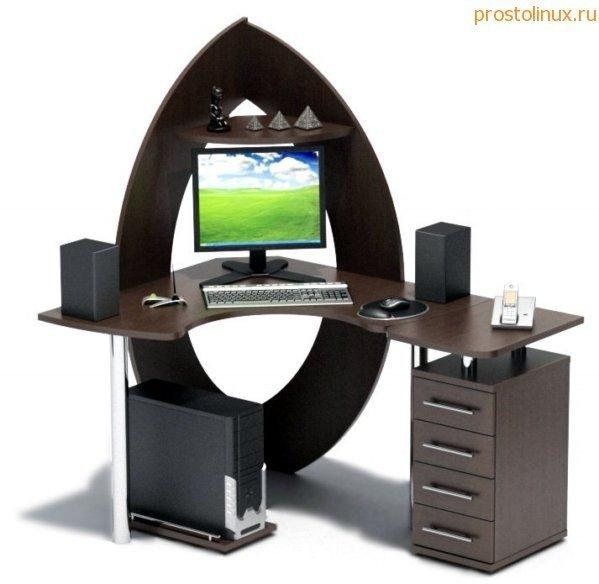 компьютерный стол каким должен быть