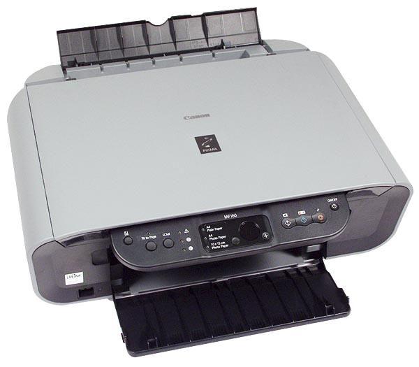 принтер canon mp210 ошибка е5 сканер