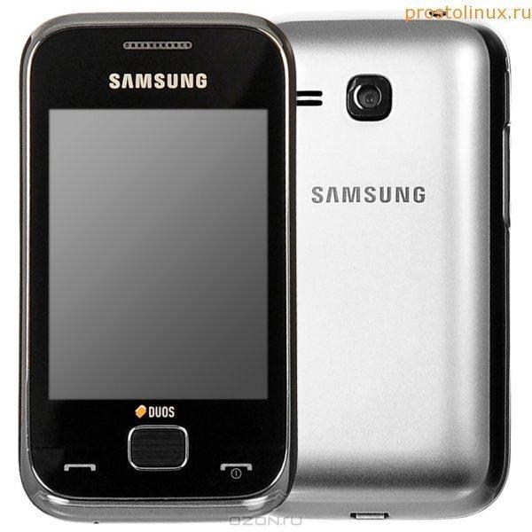 Телефон Самсунг Gt-C3312 Инструкция