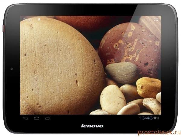 Как прошить планшет Lenovo