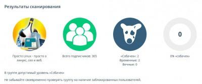Как удалить заблокированных подписчиков вконтакте