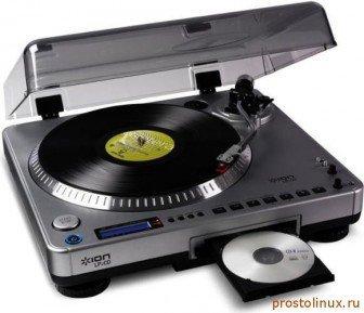 Как записать CD диск