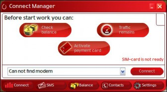 MTS Linux Connect Manager