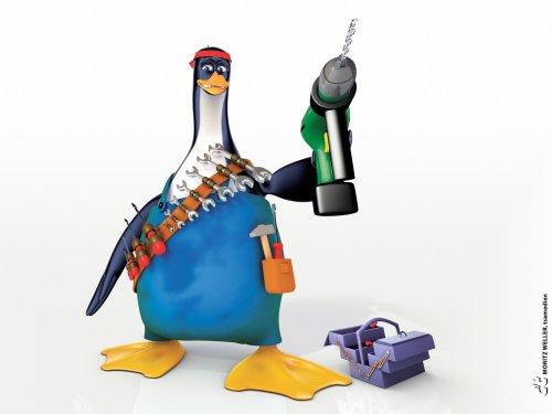 Обои для Linux 2