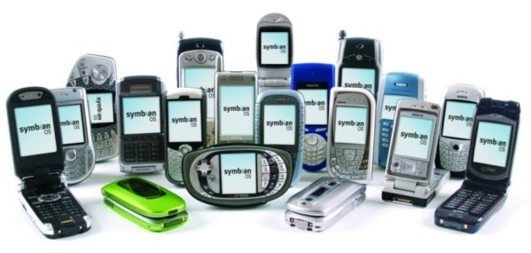 Symbian смартфоном