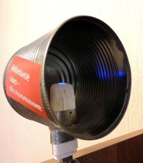 Усилитель 3G сигнала своими руками