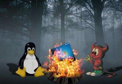 дистрибутивы линукс