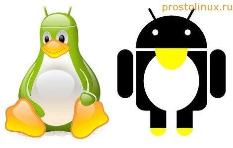 как установить андроид на линукс