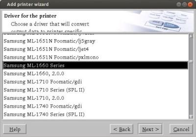 как установить принтер