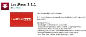 менеджер паролей lastpass