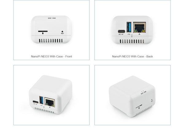 самый маленький компьютер с линукс убунту