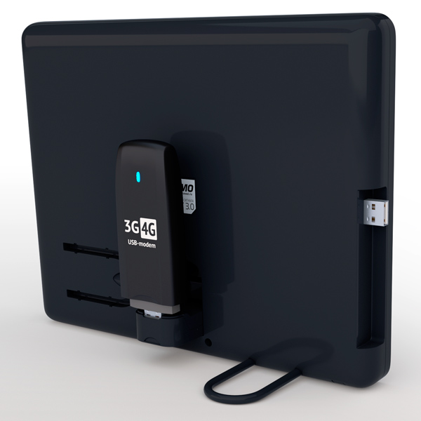 Усилитель интернет сигнала Рэмо Connect 3.0